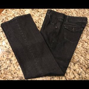 CAbi Jeans size 16 brand new